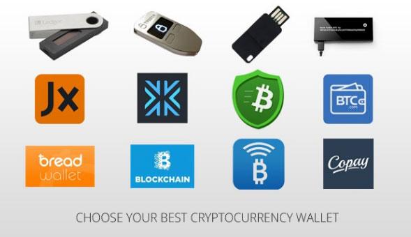虛擬貨幣錢包
