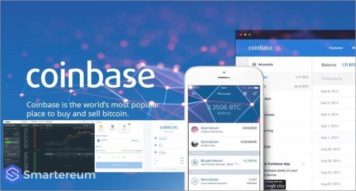 Coinbase数字货币交易所