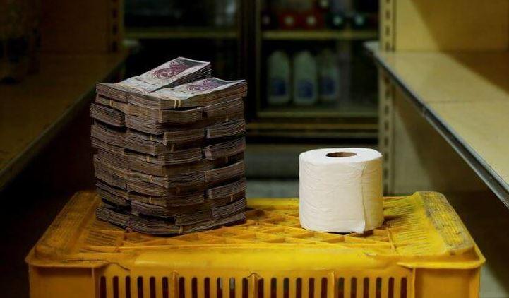 委内瑞拉通货膨胀