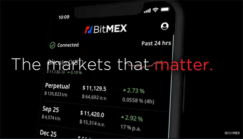 bitmex手机版APP